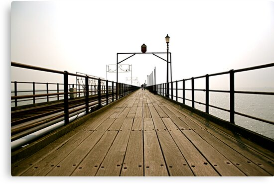 Pier Review by Andy Martin
