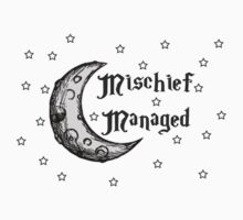 Mischief Managed by OddFiction