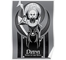 Diana, Scorn of the Moon Poster