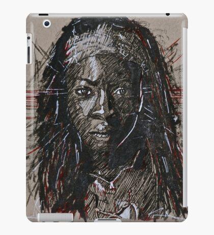 The Walking Dead Michonne iPad Case/Skin