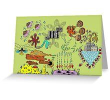 Junkmire Greeting Card