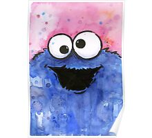 Cookie Monster Poster