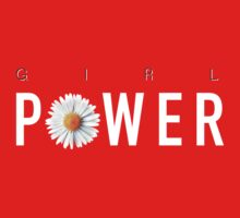Girl Power Baby Tee