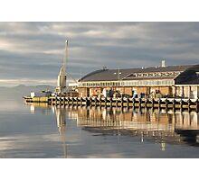 Port of Hobart Photographic Print