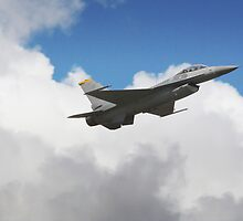 F-16 by Stephen McMillan