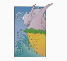 stone sea One Piece - Short Sleeve