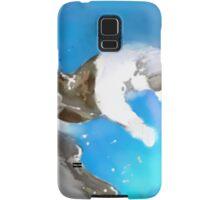 SKI DOWN(C2012) Samsung Galaxy Case/Skin
