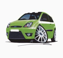 Ford Fiesta Zetec S Celebration by Richard Yeomans