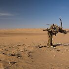 The Marib Desert - Yemen by Lisa Germany