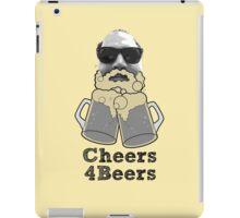 Cheers 4 Beers iPad Case/Skin