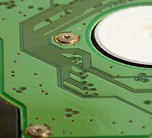 A green printed circuit board by ashishagarwal74
