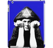 Aleister Crowley iPad Case/Skin