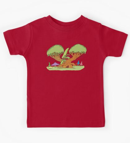 insect tree Kids Tee