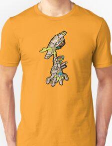 Robot Dude Unisex T-Shirt