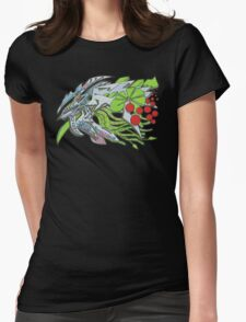 Somatica Banner Womens Fitted T-Shirt