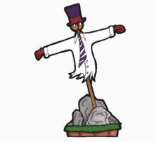 scarecrow One Piece - Short Sleeve