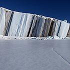Stripe Berg by Adam Wightman