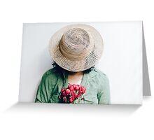 hiding Greeting Card