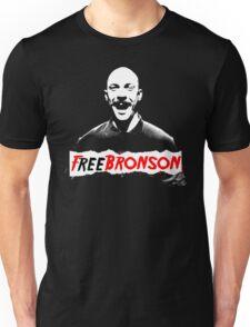 Free Charles Bronson v2 Unisex T-Shirt