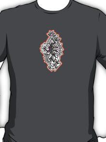 Design 040s1 - by Kit Clock T-Shirt