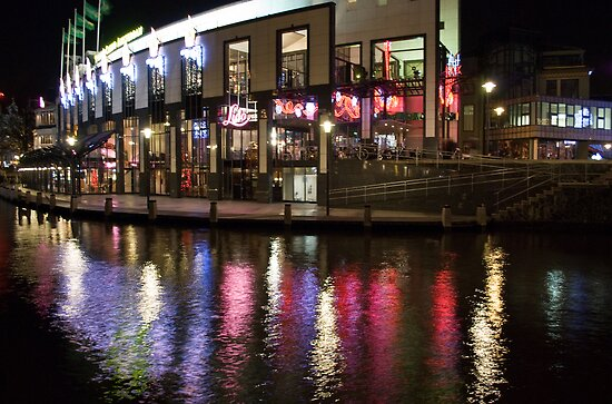 Casino Waters - Amsterdam by Bradley Old