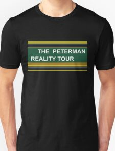 Peterman Reality Bus Tour  T-Shirt