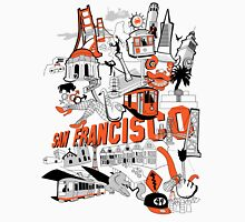 City Tee SF Unisex T-Shirt