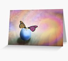 Easter is About Life, Birth and Rebirth Greeting Card