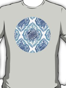 Indian Ink - in blues T-Shirt