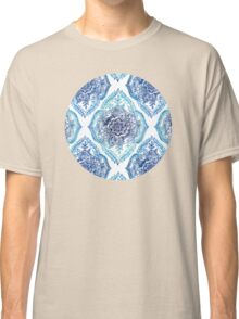 Indian Ink - in blues Classic T-Shirt
