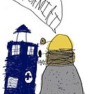 Doctor Who and The Dalek by Peter Horsman