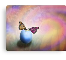 About Life, Birth and Rebirth Canvas Print