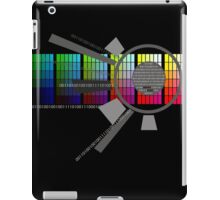 Digital Rainbow iPad Case/Skin