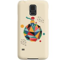 Lonely planet Samsung Galaxy Case/Skin