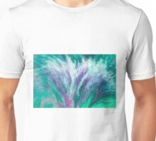 Bouquet of Love, Hope, Faith and Peace-Abstract Unisex T-Shirt