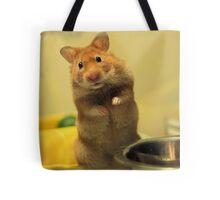 Feed Minnie Tote Bag