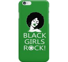 Black Girls Rock TShirts & Hoodies iPhone Case/Skin