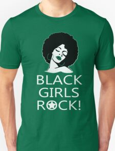 Black Girls Rock TShirts & Hoodies T-Shirt