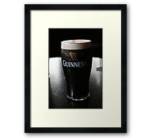 Make mine a pint of Guinness! Framed Print