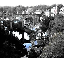 Knaresborough England by Susan  McDonald