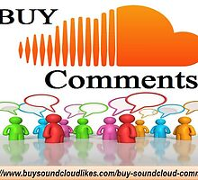 Buy Real SoundCloud Comments to Avoid Spam by Bale01