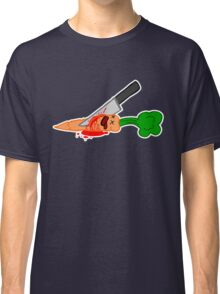 veges are murder Classic T-Shirt