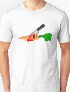 veges are murder T-Shirt