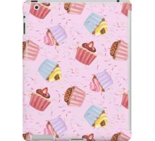 Cupcakes and Sprinkles iPad Case/Skin