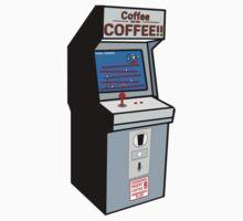 Coffee or COFFEE!! (Insert coffee to play) One Piece - Long Sleeve