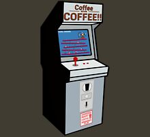 Coffee or COFFEE!! (Insert coffee to play) Unisex T-Shirt