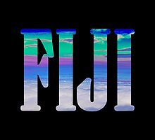 Fiji clouds by Zach Muldoon