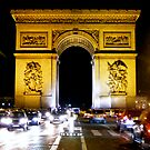 Arc de Triomphe by Alexandria