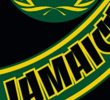 JAMAICA CREST Sticker
