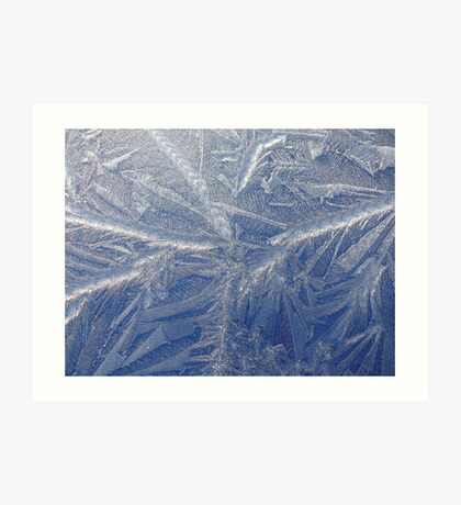 A painting by Jack Frost  (as is) Art Print
